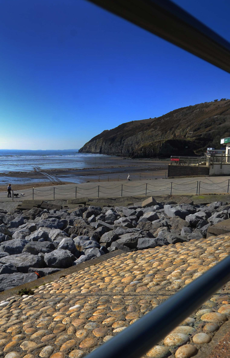 Pendine & the All Wales Coastal Path